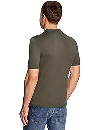 Amazon.es  Los Puntos - Verde   Camisetas fea65eacb