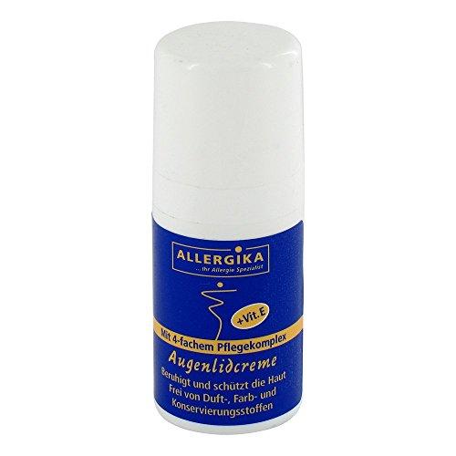 Allergika Augenlidcreme, 15 ml