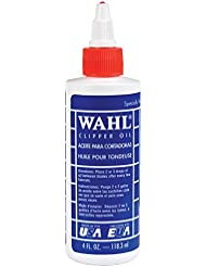 WAHL 3310 CLIPPER OIL 118.3ML 4 FL OZ ELECTRIC HAIR TRIMMER CLIPPERS BRAND NEW