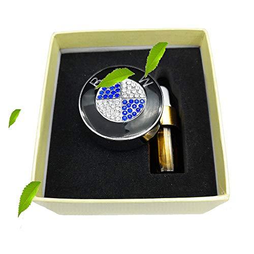 VILLSION Deodorante per Auto Diffusore Profumo Auto Purificatore d'Aria Auto Aromaterapia Diffusore Adatto per Veicolo