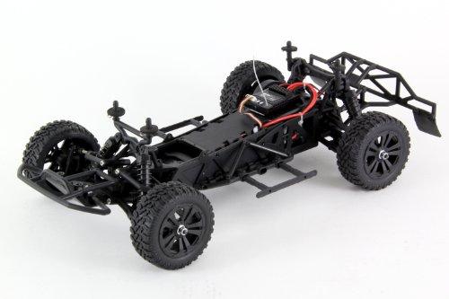 XciteRC 30407000 RC Auto Shortcourse one12 - 2WD Ready To Race Modellauto, grüne Karosserie 1:12 mit 2.4 GHz Fernsteuerung - 5