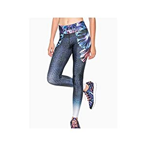 Desigual Legging Positional Atlantis
