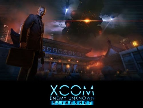 XCOM: Enemy Unknown - Slingshot Pack DLC [PC Steam Code]