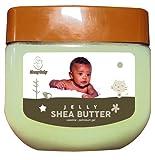 Ebony Baby Jelly Petroleum Gel-Vaseline Shea Butter 368g