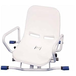 Aidapt VR130 Coniston Rotierender Badewannensitz