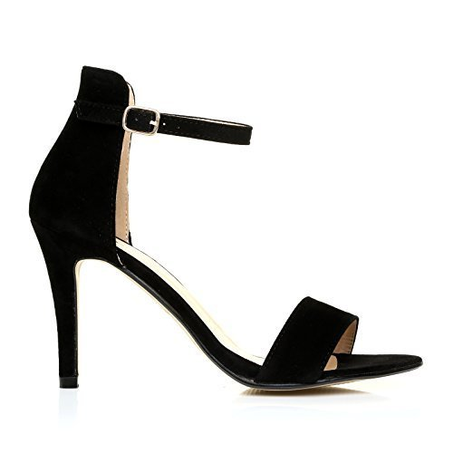 pam-black-suede-ankle-strap-barely-there-high-heel-sandals-size-uk-5-eu-38