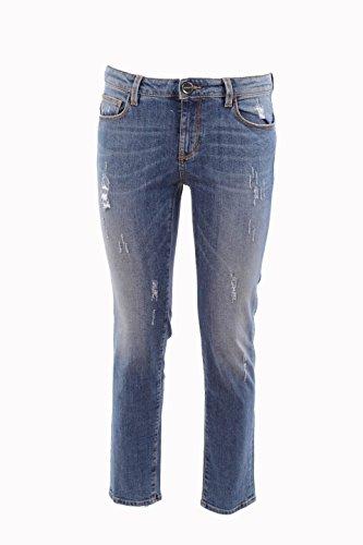Jeans Donna Pinko 31 Blu Fujico 17 Autunno Inverno 2015/16