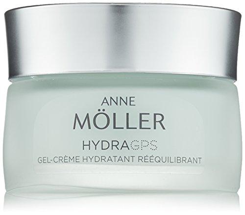 Anne Möller Lozione Anti-Imperfezioni, Hydragps Gel-Creme Hydratant Rééquilibrant Pn, 50 ml