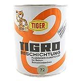 Flüssiger Kunststoff Tiger Tigro beigegrün 72 seidenmatt 1l