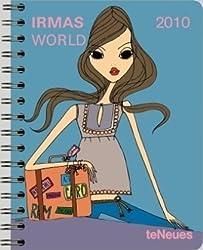 Irmas World 2010. Buchkalender