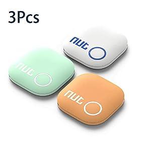 tienda localizadores gps: Decdeal 3Pcs BT Buscador de Llave GPS,Localizador Anti-perdida Inalámbrico para ...