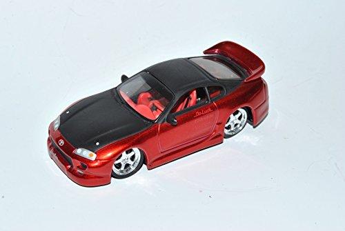 Jada Toyota Supra MKIV Rot 1993-2002 Tuning 1/64 Toys Modell Auto (Toyota Modell Supra)