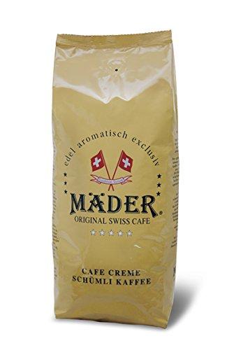 Mäder Edel Arabica (1kg) Kaffee Espresso