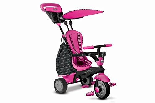 smarTrike Dreirad Glow pink - 2