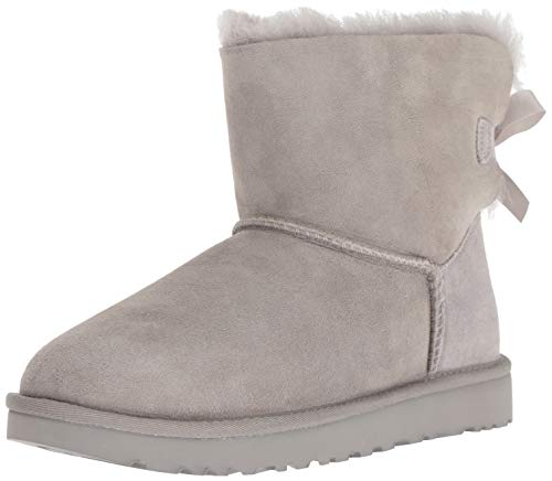 UGG Damen, Schleife (W Mini Bailey Bow Ii), Seal, 40 EU