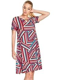 low priced 0ed98 ccc0a Amazon.it: RAGNO - Rosso / Vestiti / Donna: Abbigliamento