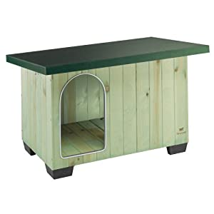 Ferplast Baita Wooden Dog Kennel