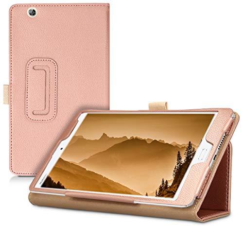 kwmobile Huawei MediaPad M3 8.4 Hülle - Tablet Cover Case Schutzhülle für Huawei MediaPad M3 8.4 mit Ständer