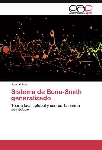 Sistema de Bona-Smith generalizado por Ruiz Jenniel