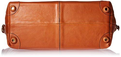 Bric's Life Pelle borsone di viaggio pelle 45 cm cognac cognac
