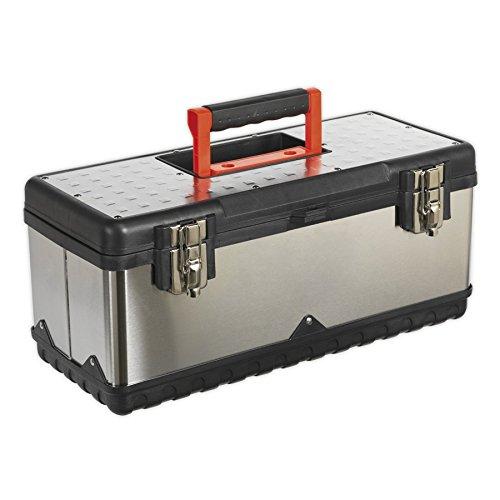 SEALEY ap505s Edelstahl Toolbox 505mm Mit tragefläche