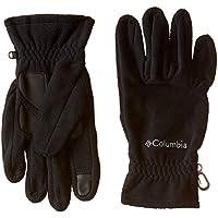 Columbia M Thermarator Glove Guantes, Hombre, Negro, Talla L