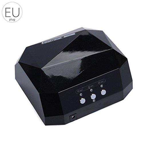 LUFA Nail 36W lámpara LED UV Secadora accesorio belleza