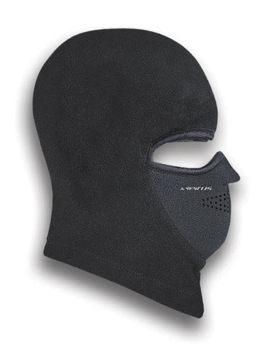 seirus-schwarz-neo-fleece-combo-clava-head-displayschutzfolie-schwarz-schwarz-xs