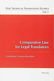 Comparative Law for Legal Translators