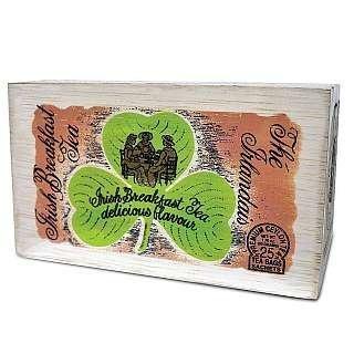Specialty Tea in Softwood Box - Irish Breakfast by Metropolitan Tea