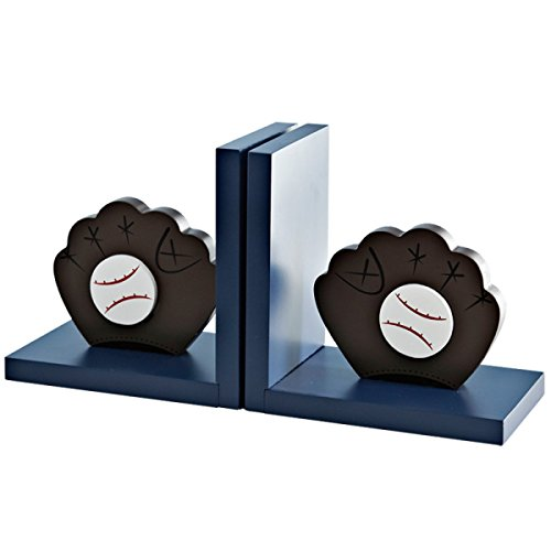WKAIJCO Dekoration Kinder Baseball-Buch Stand Kreativ Zu Hause Ornament Junge Desktop Raum Persönlichkeit (Kinder Baseball-buch)