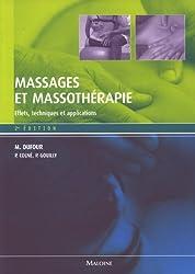 Massages et massothérapie : Effets, techniques et applications