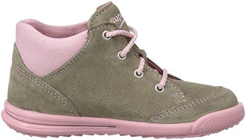 Superfit Avrile, Chaussures Marche Bébé Fille Braun (truffle Kombi)