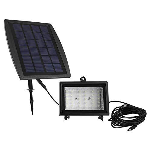 Cargado por la luz solar durante el día. Alta eficiencia del panel solar. LED super brillante de larga vida. Fácil instalación. Encendido / apagado manualmente Cambia con el medio ambiente automáticamente al anochecer y al amanecer. Especificaciones:...