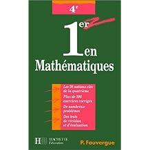 Premier en mathématiques, 4e édition, 1999