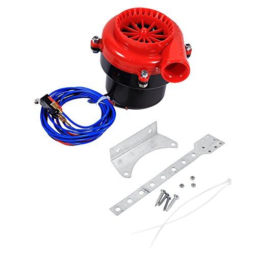 VGEBY Auto Fake Dump Ventil Electronic Turbo Blow Off Ventil Analog Sound BOV