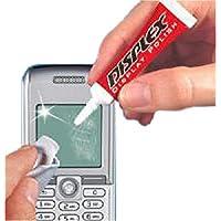 Displex Display Kratzer Entferner inkl. Poliertuch, Politur, Politurpaste, Displaykratzerentferner für Handy, iPod und mehr