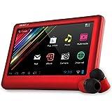 "Energy Sistem 392506 Tablette tactile 4,3"" (10,92 cm) Processeur 8803 Cortex A8 1 GHz 4 Go Android WiFi Rouge"