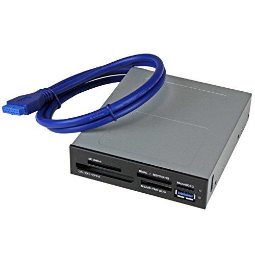 StarTech 35FCREADBU3 interne Kartenleser USB 3.0 mit UHS-II Unterstützung