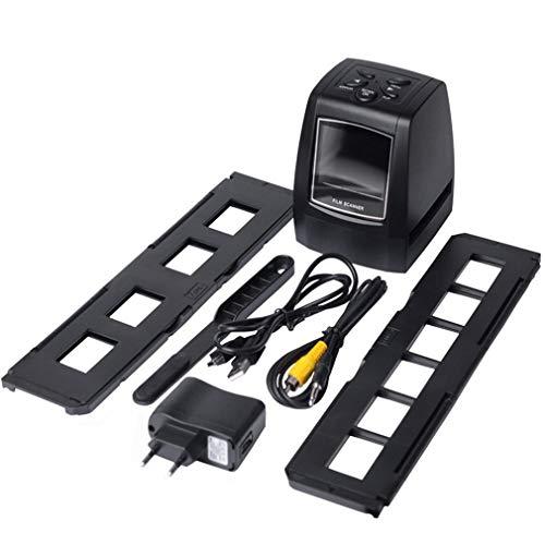 Lightleopard 35 / 135mm Filmscanner Filmdia-Scan mit 2,36 Zoll LCD-Bildschirm