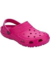 Crocs - Alpargatas de Material Sintético para mujer