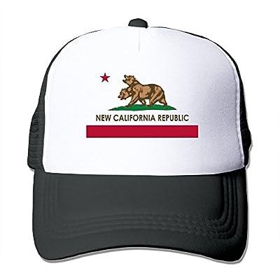 XCarmen Personalized California Republic Caps Pink Black von XCarmen auf Outdoor Shop