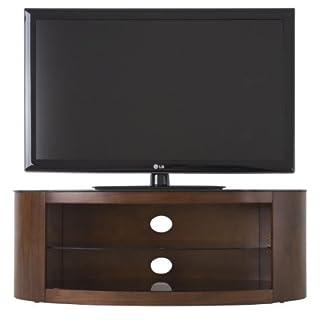 Buckingham TV Stand Walnut Veneer Wooden TV Table 40 42 46 47 50 52 55
