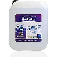 10 Liter Premium Entkalker für z.b. DeLonghi ®, Jura ®, Krups ®, Phillips ® Kaffeevollautomaten Amidosulfonsäure Hochkonzentrat