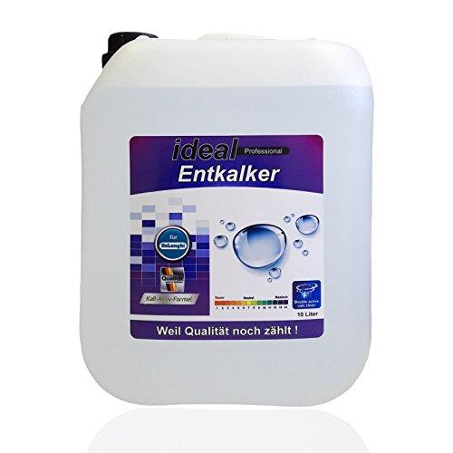 10 Liter Premium Entkalker für z.b. Jura , Krups , Phillips  Kaffeevollautomaten Amidosulfonsäure...