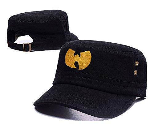 Sianda Wu-Tang Clan Logo Cappello Cap Ricamo Corpo Militare Esercito