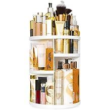Rio Cosmetic & - Cepillo giratorio 360° Carousel Organizador