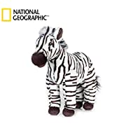 National Geographics 8004332707202 Lelly Zebra Media (Ngs), Natural