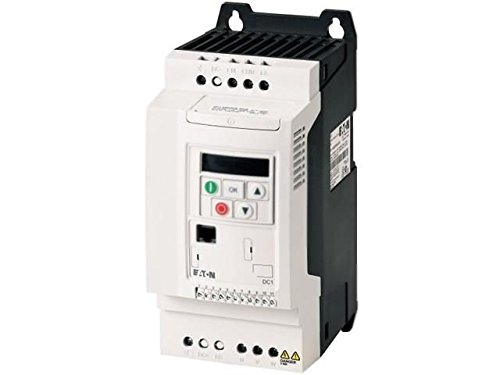 DC1-349D5FB-A20N Inverter Max motor power4kW Out.voltage3x480VAC EATON ELECTRIC (480v Motor)