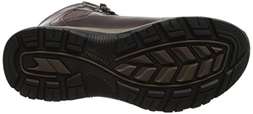 Trespass Hillden, Chaussures Bébé marche mixte adulte Marron (Brown)